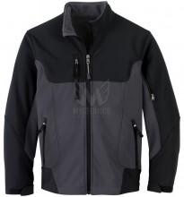 Mens Multi Pockets Softshell Jackets ML-6003