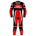 Masters 1 Piece Leather Motorcycle Racing Suit