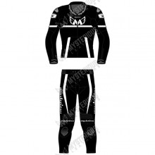Masters 2 Piece Leather Motorcycle Racing Suit ML-7300T